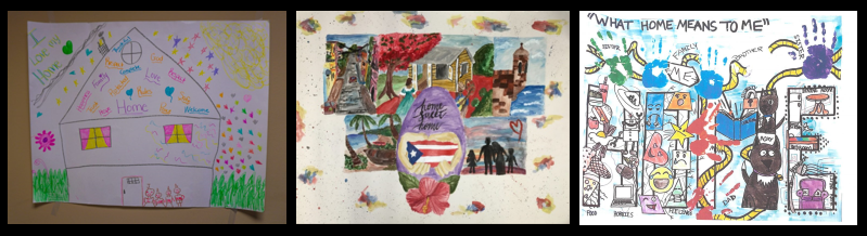 2021 Regional -What Home Means to Me - Contest Winners